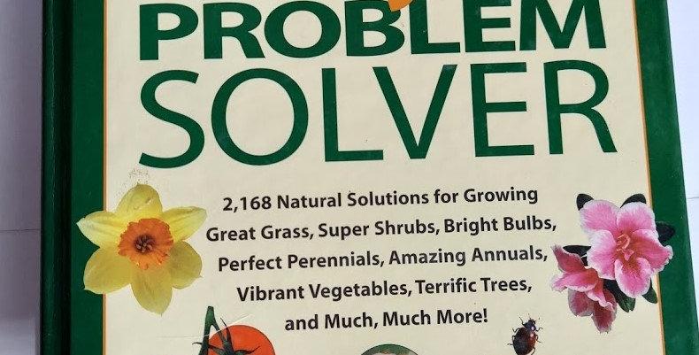Backyard problem Solver by Jerry Baker