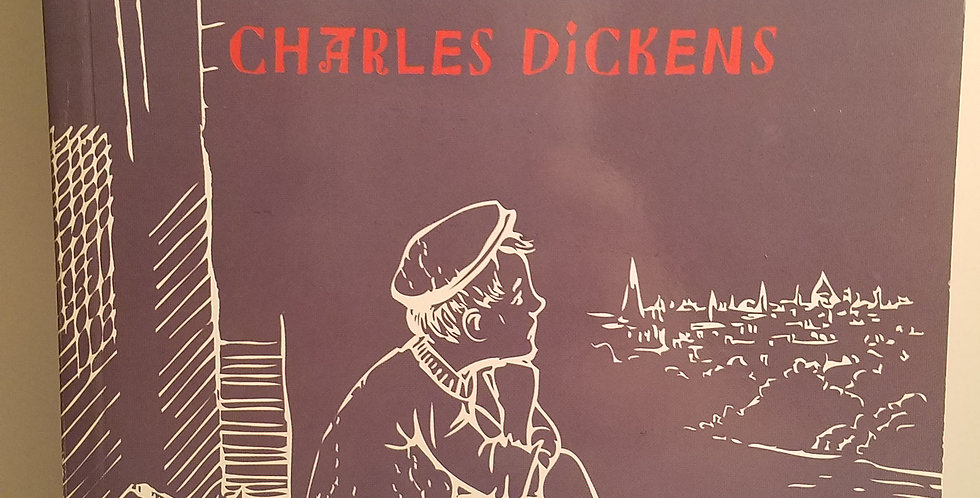 Oliver Twist (fully illustrated and adapted) by Charles Dickens Abridged and ada