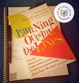 Book Review: Learning about learning (Learning outside the lines by Jonathan Mooney and David Cole)