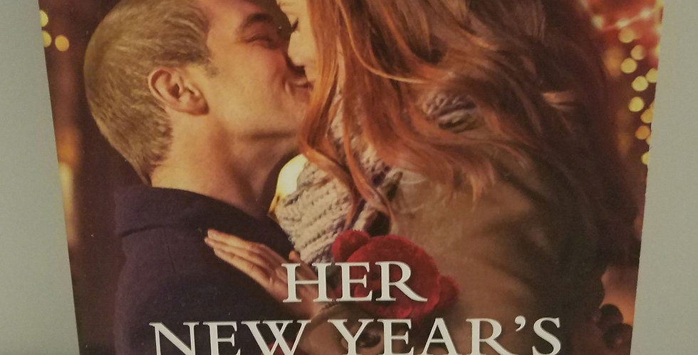 Her New Year's Fortune by Allison Leigh