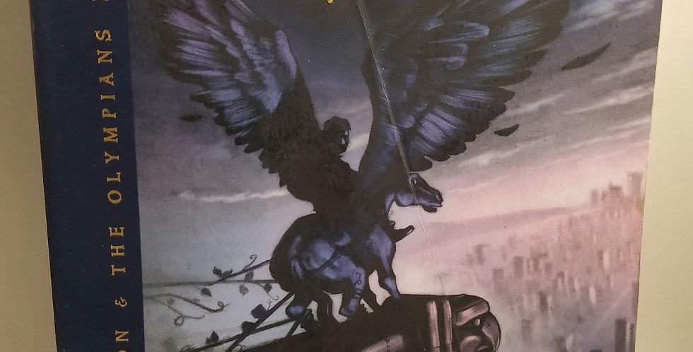 Titan's Curse, The (#3) by Rick Riodan