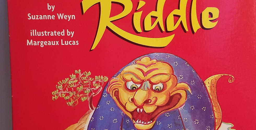 Monster's Riddle, The by Suzanne Weyn