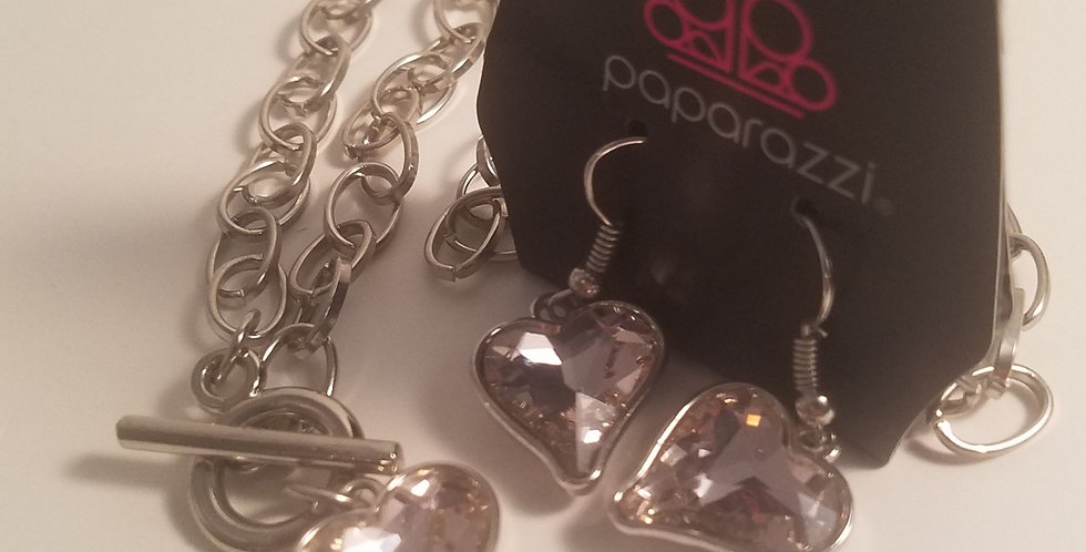 Princeton Princess- Paparazzi Accessories-I am NOT a consultant