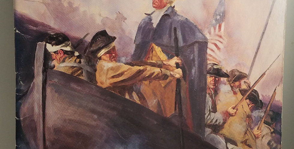 George Washington A Picture Book Biography by Cross Giblin