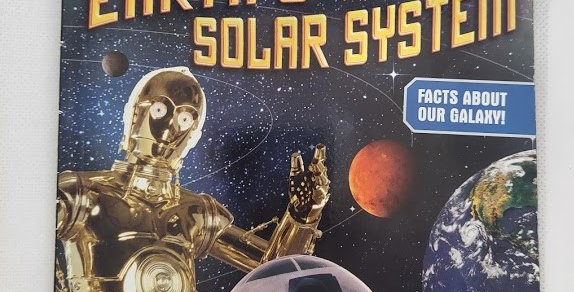 Star Wars Earth's Solar System by Samantha Margles
