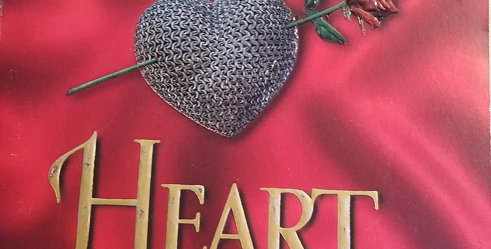 Heart of a Warrior (#3) by Johanna Lindsey