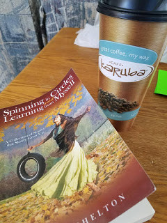Throwback Book Review: Spinning in Circles and Learning from Myself