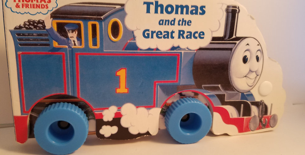Thomas & Friends Thomas and the Great Race