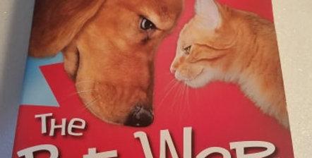 Pet War,The by Allan Woodrow