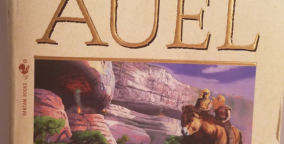 Shelters of Stone (#5), the by Jean M. Auel