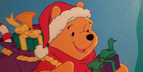 Pooh Merry Christmas To You!