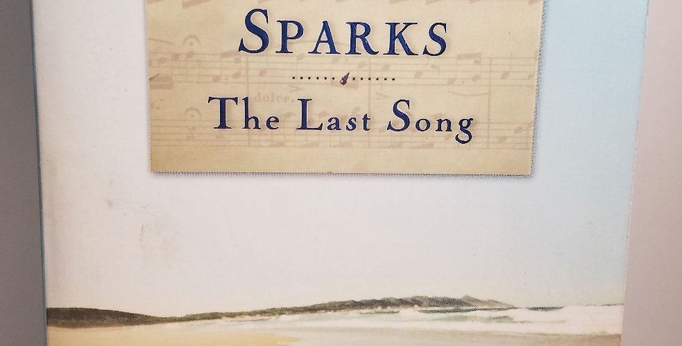 Last Song, The by Nicholas Sparks