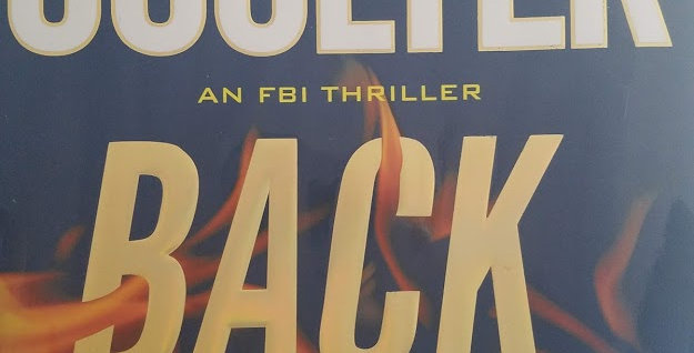 Back Fire (#16) by Catherine Coulter