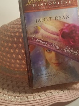 Review: Courting Miss Adelaide by Janet Dean