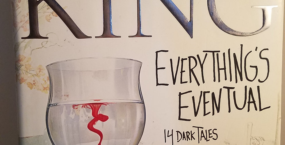 Everything's Eventual 14 Dark Tales by Stephen King