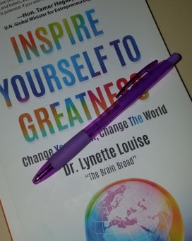 Review: Inspire Yourself to Greatness and Talking to...yourself?