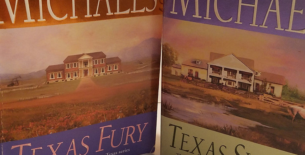 Texas Bundle (2 books)