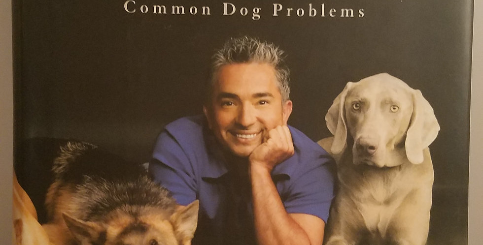 Cesar's Way The Natural, Everyday Guide to Understanding & Correcting Common Dog