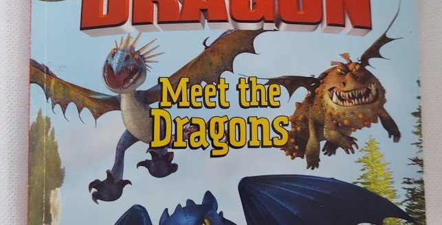 How to Train Your Dragon Meet the Dragons by Catherine Hapka