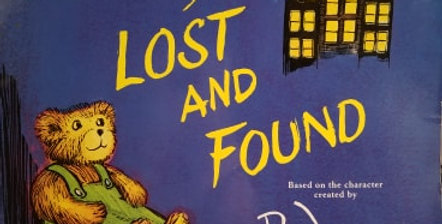 Corduroy lost and found by B.G Hennessy