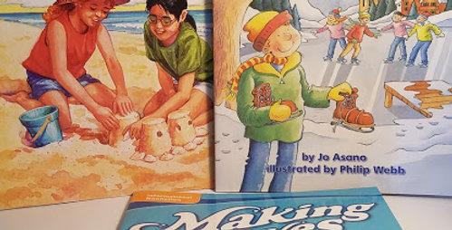 Fun for all Seasons Bundle Pack (3 book bundle)