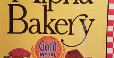 Alpha-Bakery Children's Cookbook