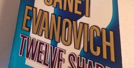 Twelve Sharp (A Stephanie Plum Novel) #12 by Janet Evanovich
