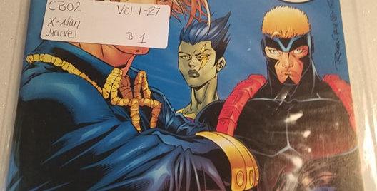 X-Man Vol. 1-27