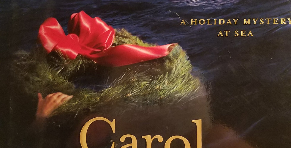 Santa Cruise A Holiday Mystery At Sea by Mary Higgins Clark and Carol Higgins Cl