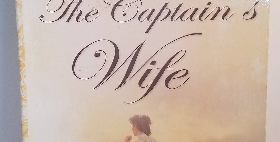 The Captain's Wife by Mary Davis