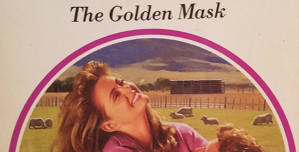 Golden Mask, The by Robyn Donald