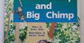 Little Chimp and Big Chimp by Jenny Giles