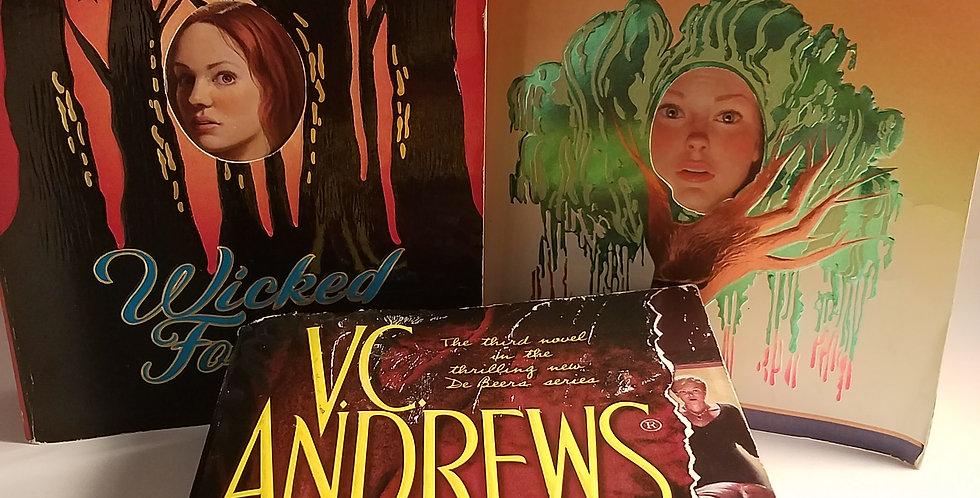 DeBeers Book Bundle #1 (3 books) by V.C Andrews