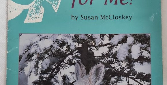 Look for me! By Susan McCloskey