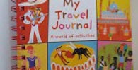 My Travel Journal A world of Activities-Barefoot Books-I am NOT a consultant