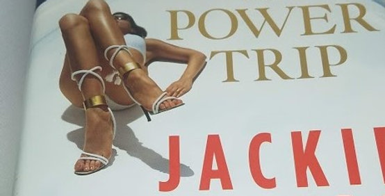 Power Trip, The by Jackie Collins