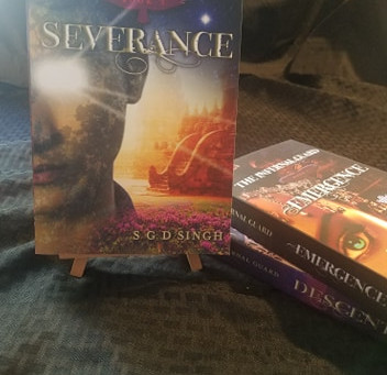Book Review: Severance Infernal Guard (#3) Severance by S.G.D. Singh