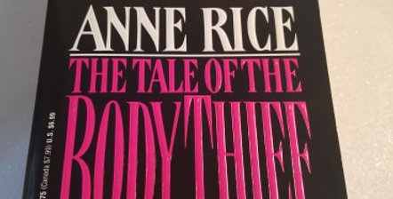 Tale of the body Thief, The (#4) by Anne Rice