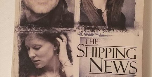 Shipping News, the by Annie Proulx