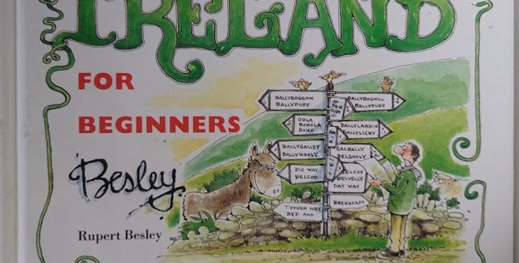 Ireland for Beginners by Rupert Besley