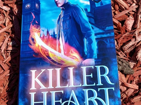 Review: Killer Heart by Rhys Lawless