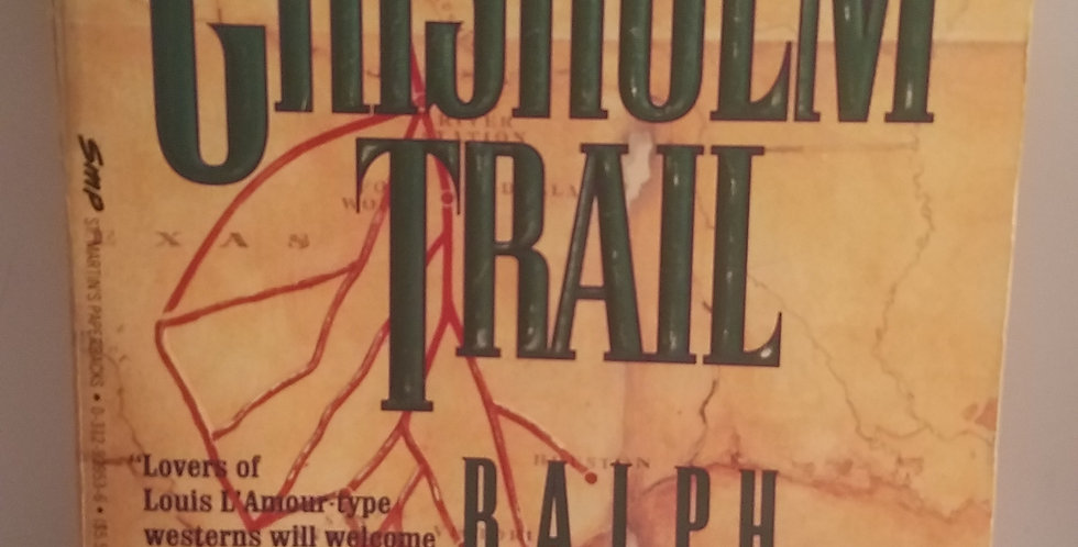 Chisholm Trail, the (#3) by Ralph Compton