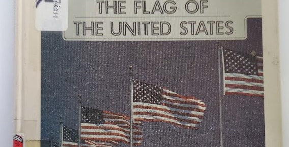 A New True Book The Flag of the United States by Dennis Fradin