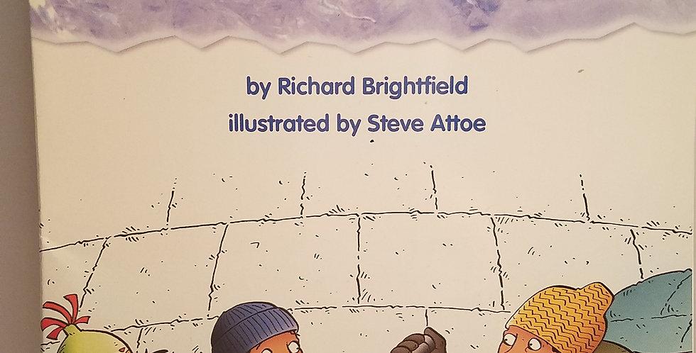 A Winter Adventure by Richard Brightfield