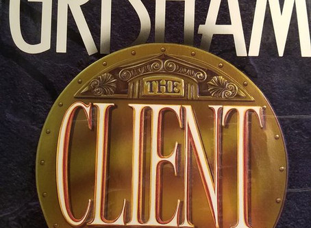 Review: The kid's laywered up! (The Client by John Grisham)