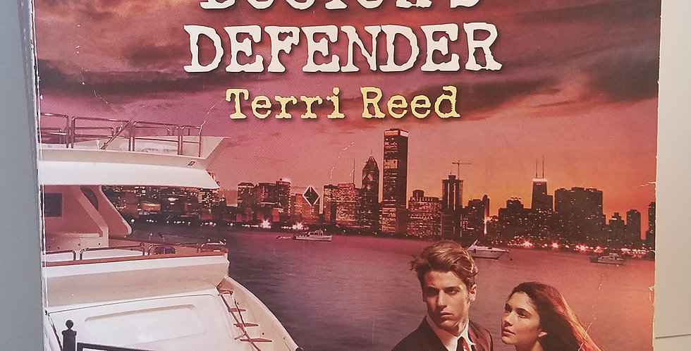 The Doctor's Defender by Terri Reed