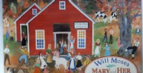 Mary and her Little Lamb The true story of the famous nursery rhyme by Will Mose