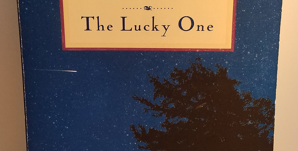 Lucky One, The by Nicolas Sparks