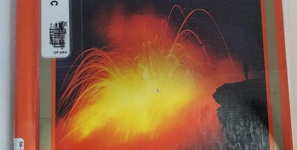 True Book volcanoes, A by Paul P. Sipiera