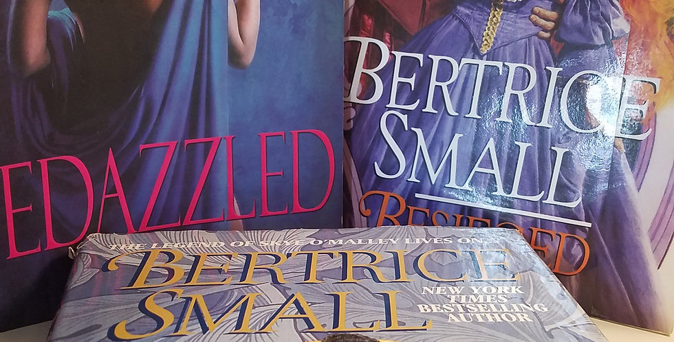Skye's Legacy Bundle #1 (Books 1-3) by Bertrice Small